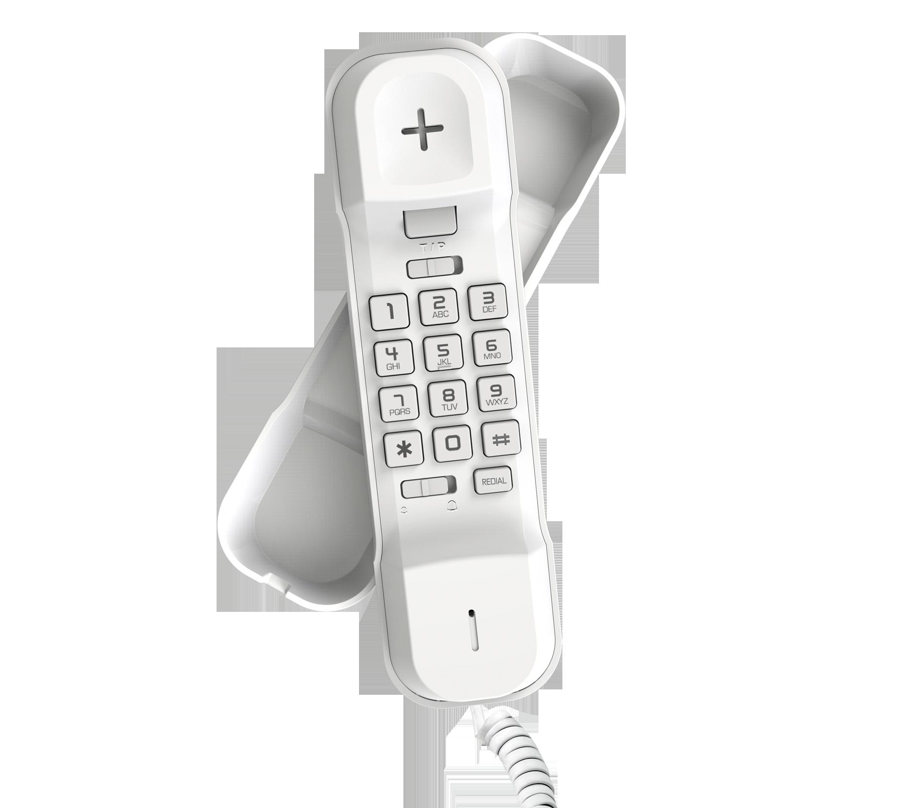 Alcatel T06 white